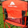 Ozark Trail Oversized Tailgate Quad Folding Camp Chair