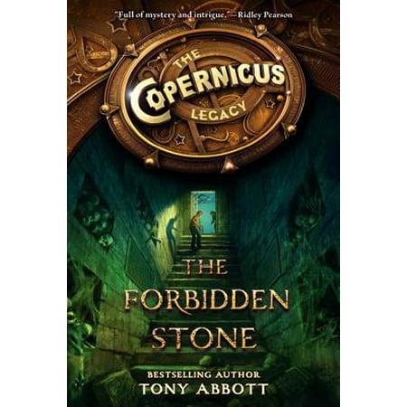 The Copernicus Legacy: The Forbidden Stone - Tony Abbott Halloween