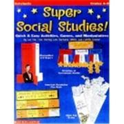 Scholastic Super Social Studies Book