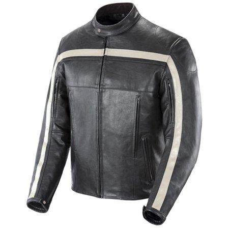 Joe Rocket Old School Leather Jacket