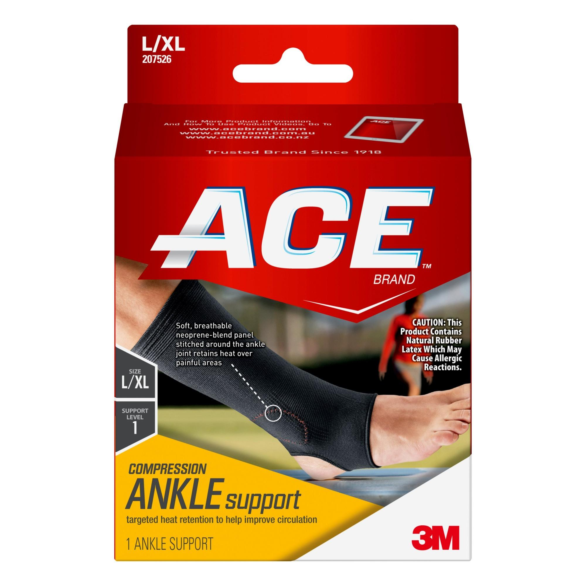 ACE Elasto-Preene Ankle Support