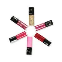 Hard Candy 6-Pack Assorted Pink Nail Polish Set
