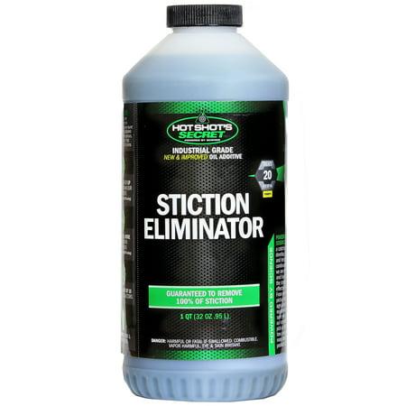 Hot Shot's Secret Stiction Eliminator Diesel Oil Additive 32 FL.