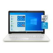 "HP 15.6"" HD Touchscreen Laptop - 10th Gen Intel Core i7 - 8GB Memory - 512 GB SSD - Iris Plus Graphics - Backlit Keyboard - Windows 10 - 15-dw2072cl"