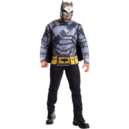 Batman Armored Top Adult Halloween - Armor Costume