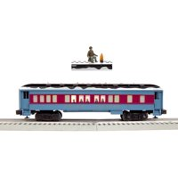 Lionel O Scale The Polar Express Disappearing Hobo Train Car Electric Powered Model Train Rolling Stock