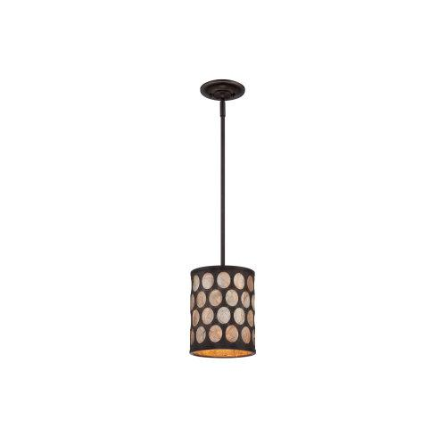 Quoizel ARL1507 Ariella Mini Pendant with 1 Light