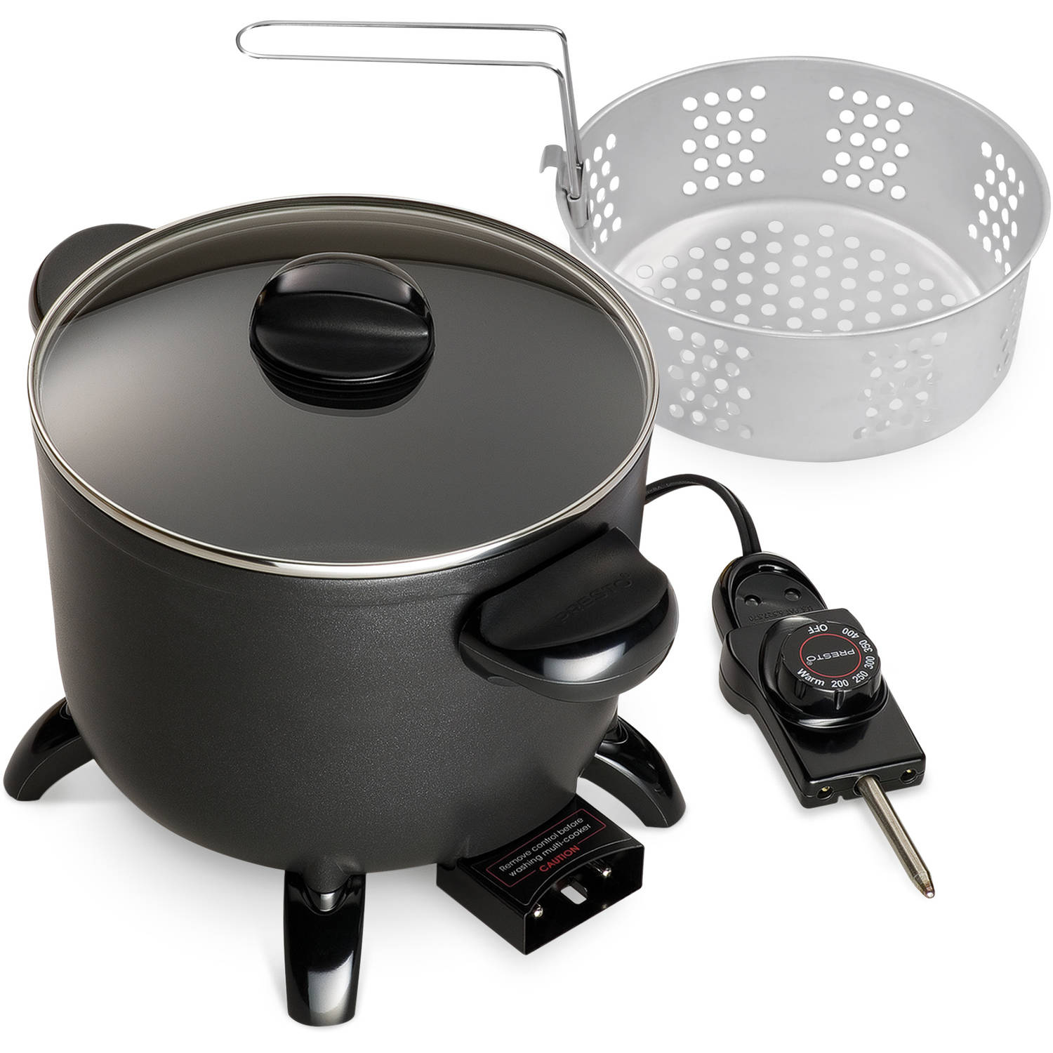 Presto Kitchen Kettle Multi-Cooker Steamer - Best Rice ...