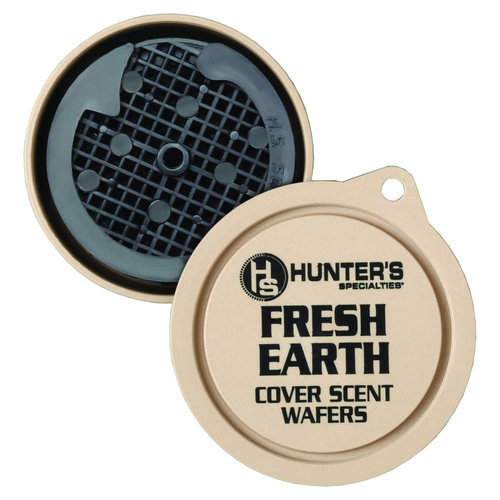 Hunter's Specialties Fresh Earth Wafers, 3pk