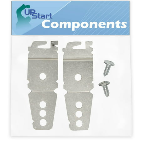 Kitchenaid Dishwasher Model - 8269145 Undercounter Dishwasher Mounting Bracket Replacement for KitchenAid KUDP02FRBL4 Dishwasher - Compatible with WP8269145 Mounting Bracket - UpStart Components Brand
