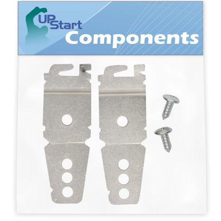 8269145 Undercounter Dishwasher Mounting Bracket Replacement for Whirlpool GU3200XTSB0 Dishwasher - Compatible with WP8269145 Mounting Bracket - UpStart Components Brand - image 1 de 4