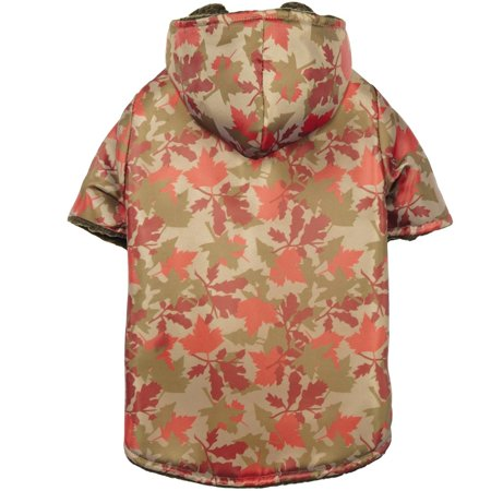 Zack  Zoey Elements Camo Thermal Coat  XLarge