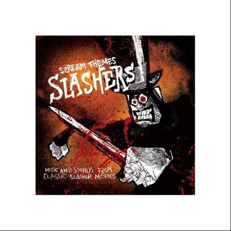Classic Slasher Movies Scream Themes CD - Classic Halloween Playlist