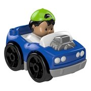 Fisher-Price Little PeopleWheelies Hot Rod