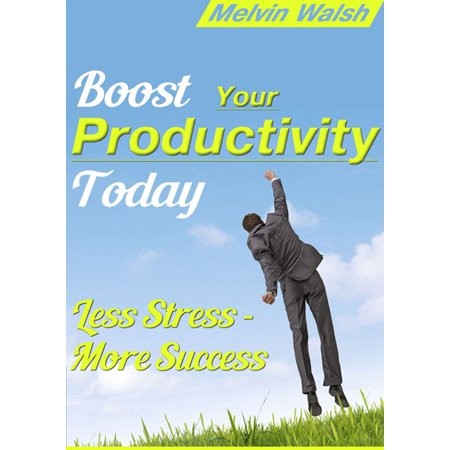Boost Your Productivity Today - eBook