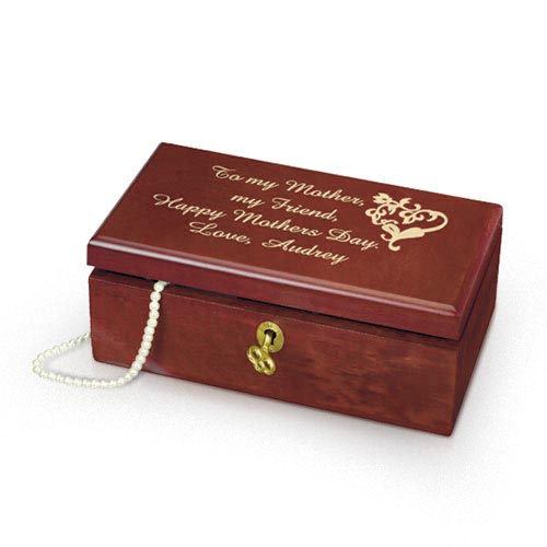 Personalized Keepsake Box for Mom