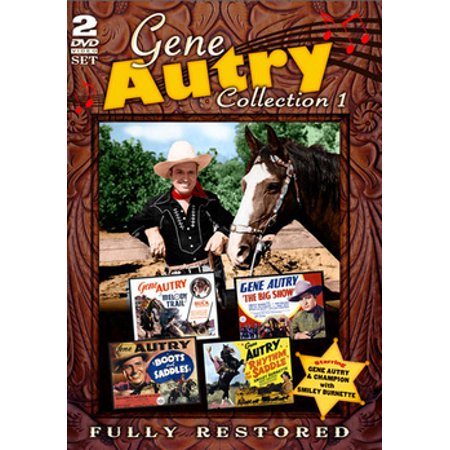 Gene Autry: Collection 1 (DVD) ()