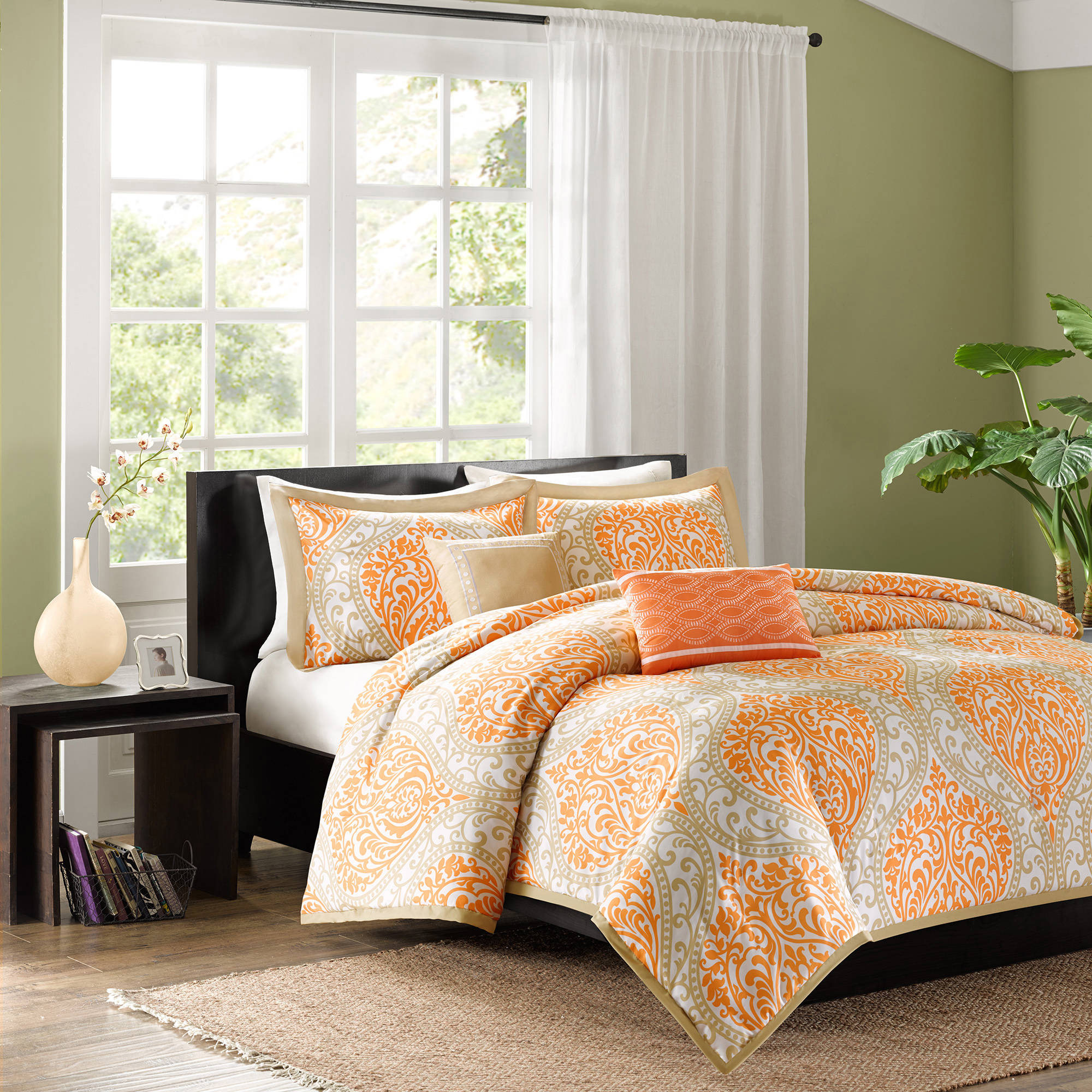 Home Essence Apartment Chelsea Bedding Comforter/Duvet Set