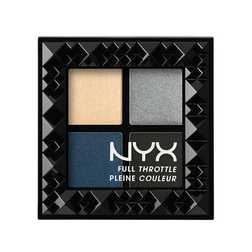 NYX Full Throttle Shadow Palette 03 Haywire