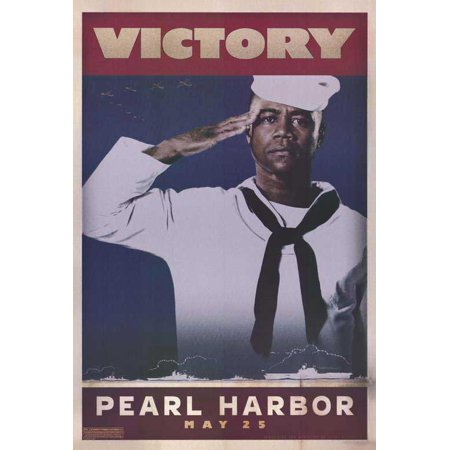 Pearl Harbor Poster Movie D  27X40