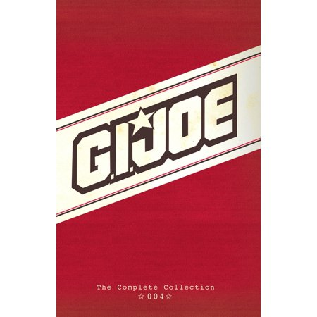 G.I. JOE: The Complete Collection Volume 4