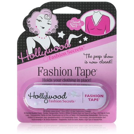 , Keep Your Clothes On with this Fabulous Fashion Tape By Hollywood Fashion Tape - Hollywood Tape