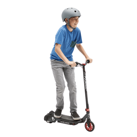 Pulse Performance Products REVSTER Electric Scooter, Black