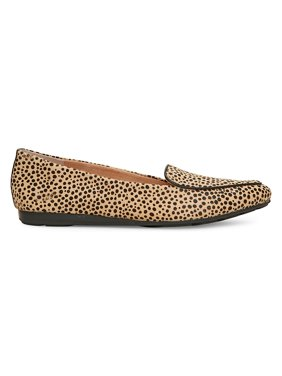 Aria Anissa Slip-On Leather Loafers