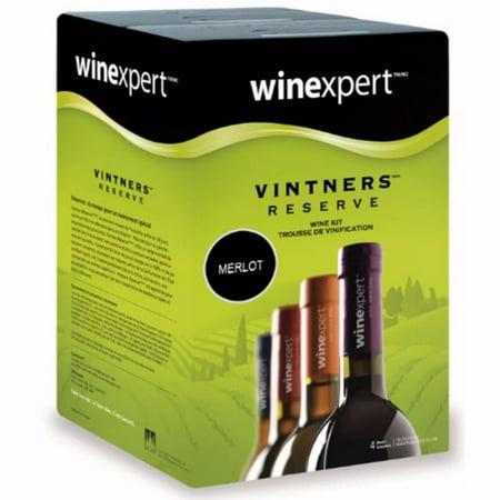Merlot (Vintner's Reserve) (10 Years Merlot Wine)
