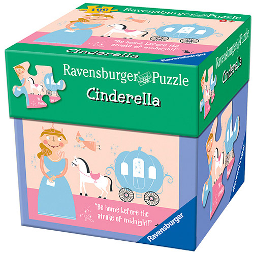 Ravensburger Cinderella Puzzle in Gift Box, 100 Pieces