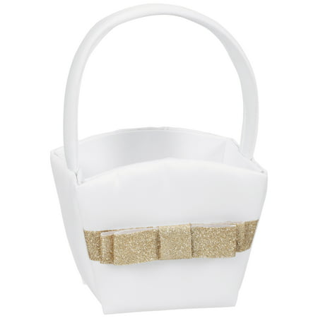 Gartner Studios Wedding Collection Flower Basket, 1 Each](Wedding Baskets)