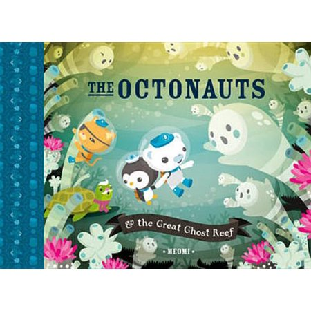 Octonauts and the Great Ghost Reef - Octonauts Characters Tweak