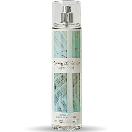 Tommy Bahama Very Cool Women's Body Mist 8 oz (Pack of