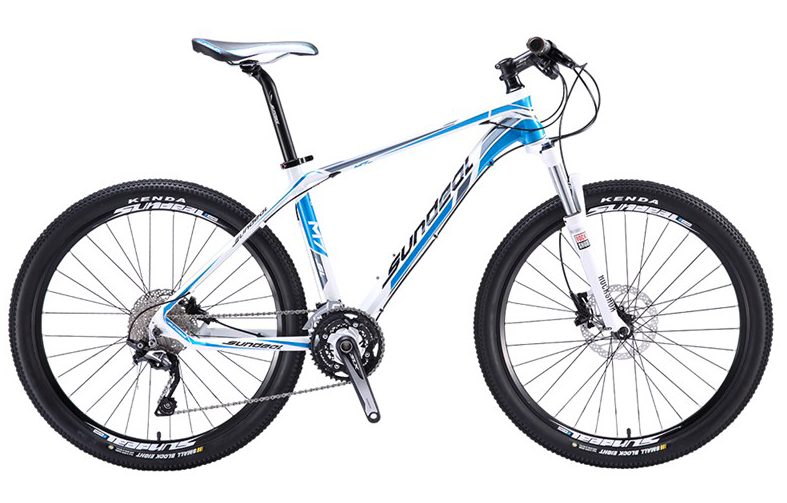 "17"" Sundeal M7SL 26 Mountain Bike Avid Hydro Disc Shimano SLX 3x10 MSRP $999 New by"