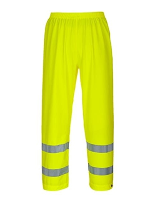 Portwest S493 2XL Sealtex Ultra Waterproof Breathable Trousers EN, Yellow - Regular