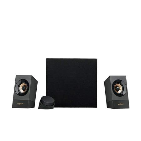 Logitech Z537 3 Piece 2.1 Bluetooth Multimedia Speaker System - EU POWER (Logitech Z533 Multimedia Speakers 3 Piece Black)