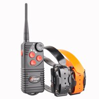 UPGRADED AETERTEK WATERPROOF RECHARGEABLE  600 YARD REMOTE DOG TRAINER: DOG TRAINING SHOCK COLLAR WITH 7 ADUSTABLE SHOCK LEVELS PLUS BEEP TONE AND VIBRATION FOR TWO DOG TRAINING