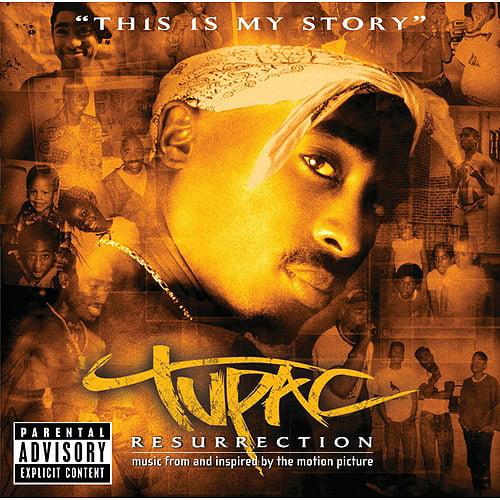 Tupac: Resurrection Soundtrack (Explicit)