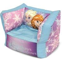 Frozen Square Bean Bag Chair