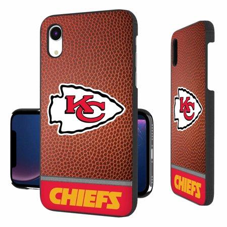 Kansas City Chiefs iPhone Slim Football Wordmark Design Case