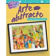 Arte y cultura Arte abstracto: Líneas, semirrectas y ángulos - eBook