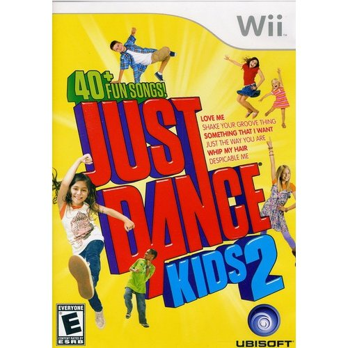 Just Dance Kids 2 (Wii)