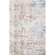 Dynamic Rugs PM10144434109 Prism Rugs, Ivory & Multi - 9.2 x 12.10 in.