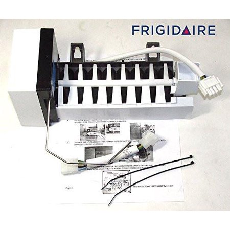 218699501 FACTORY ORIGINAL OEM FRIGIDAIRE ELECTROLUX ICE MAKER KIT WITH POWER ADAPTER