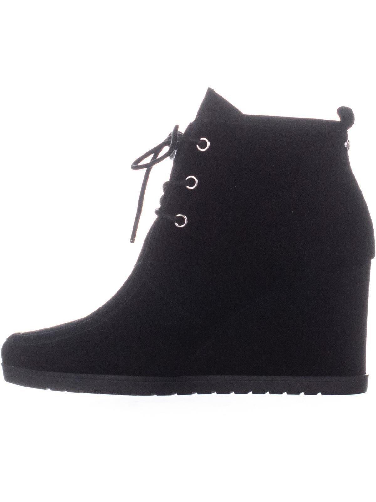 fbfce0f67474 Michael Kors - Womens MICHAEL Michael Kors Tamara Lace Up Bootie Wedge Boots