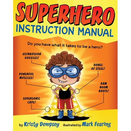 Super Instruction (Superhero Instruction Manual )