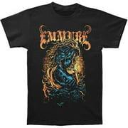Emmure Men's  Winter Demon T-shirt Black
