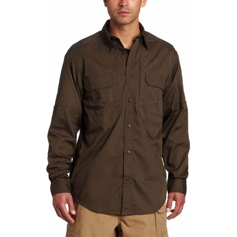 5.11 Tactical Taclite Pro Long Sleeve Shirt, Tundra
