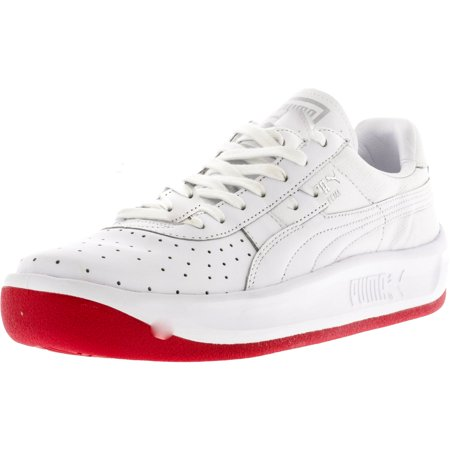 newest eed8c 0fc7f Puma Men's Gv Special Costal Teaberry Red / White Ankle-High Fashion  Sneaker - 10.5M