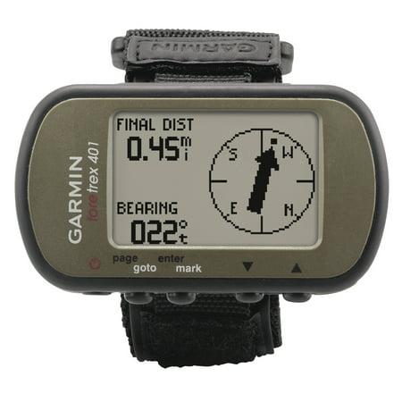 Garmin Foretrex 401 Wearable Gps W  Compass Baro Altimeter